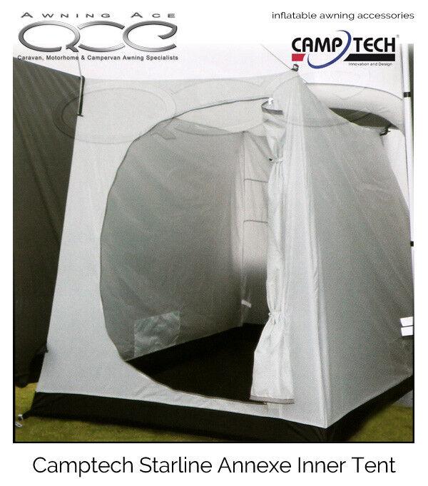 Genuine camptech STARLINE allegato camera da letto tenda interna-su misura per adattarsi