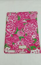 "LILLY PULITZER Apple IPAD 2 / IPAD 3 Sleek Silicone Cover ""SEE YOU LATER"" Case"