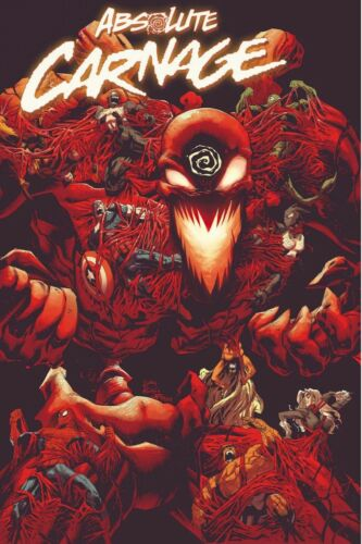 2019 Absolute Carnage #3 1st Print Cover A Ships 9//18//19