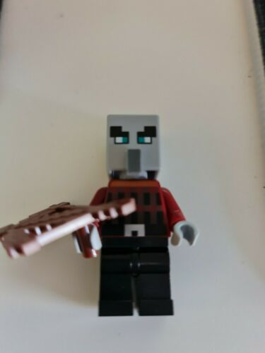 LEGO MINECRAFT PILLAGER FROM SET 21159 Cheapest on