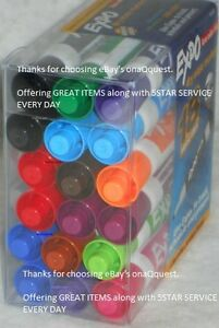 Expo-LOW-ODOR-Whiteboard-Markers-18-Assorted-Colors-DRY-ERASE-expo2-white-board
