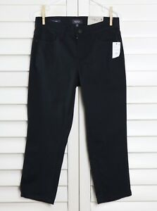 NOT-YOUR-DAUGHTERS-JEANS-NYDJ-NWT-88-Alina-Modern-Skinny-Capri-Jeans-Size-2