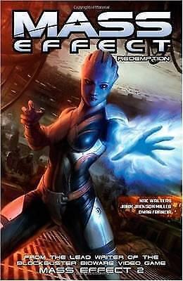 1 of 1 - Mass Effect: Vol 1: Redemption by John Jackson Miller (Paperback)< 9781595824813