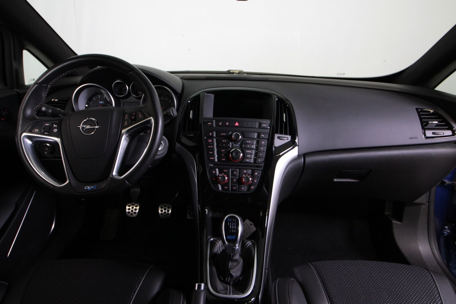 Opel Astra OPC GTC