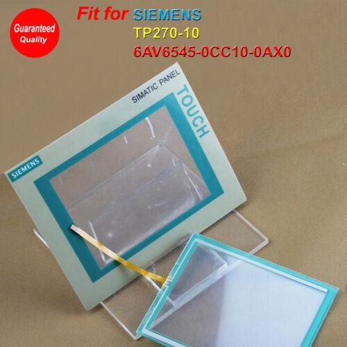 Film 1 Year Warranty Fit for SIEMENS TP270-10 6AV6545-0CC10-0AX0 Screen Glass