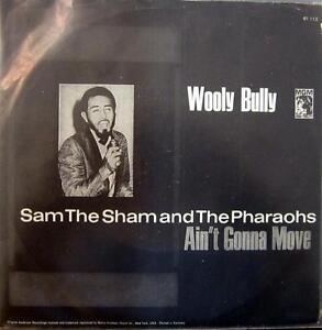 Single / SAM THE SHAM AND THE PHARAOHS / 1965 / RARITÄT /