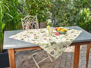 Tischdecke 80 X 80 Cm Mitteldecke Garten Tischdeko Fruhling Bunt