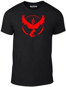 Kids Team Valor T-Shirt funny t shirt retro gamer anime go game