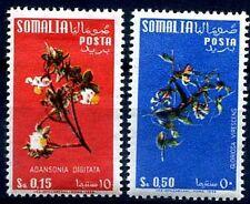 SOMALIA AFIS 1958 - FIORI VALORI COMPLEMENTARI  **