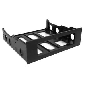 Cy-KF-KQ-PC-Computer-Case-5-25-3-5-inch-Floppy-Drive-Front-Bay-Mounting-Brack