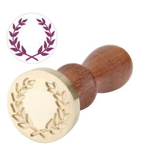 Wooden-Handle-Olive-Branch-Blessing-Letter-Cards-Invitation-Wedding-Seal-Stamp