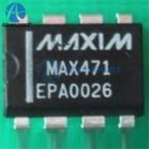 DIP-8 IC PRECISION HIGH-SIDE CURRENT SENSE AMPLIFIER MAX471ESA MAX471CSA