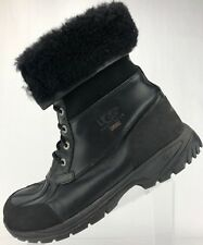 bba08e385b item 2 UGG Australia Butte Cold Weather Wool Lined Snow Icy Winter Boots  Mens 11 Black -UGG Australia Butte Cold Weather Wool Lined Snow Icy Winter  Boots ...