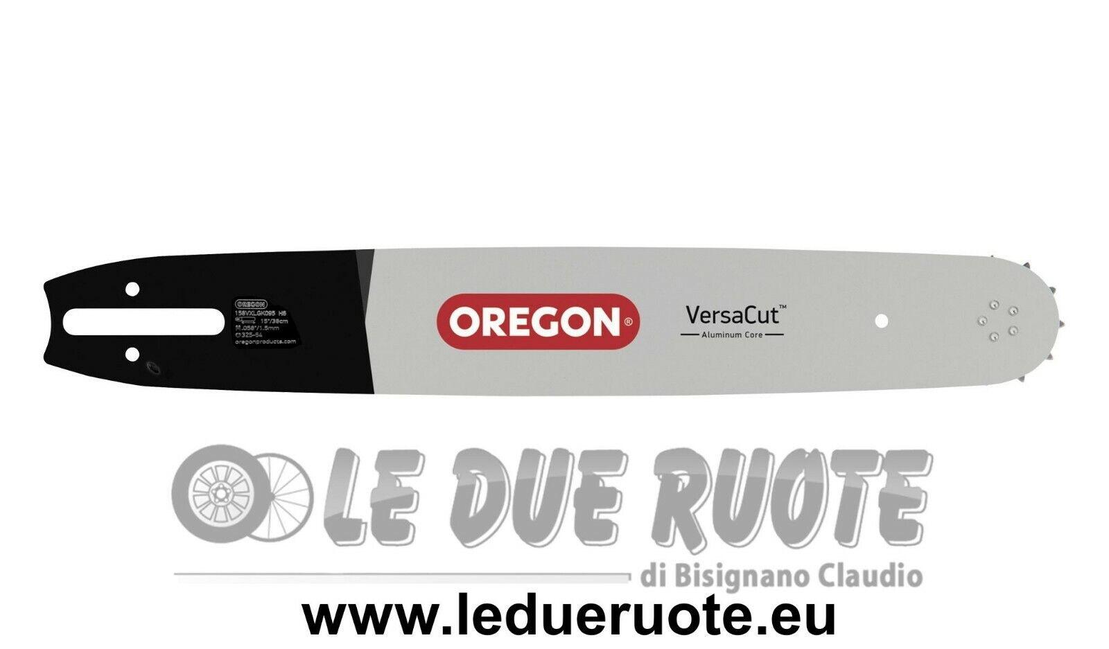 Barra Oregon Motosierra Active MT51 MT56 Versa Cut™ 45 50 cm Original