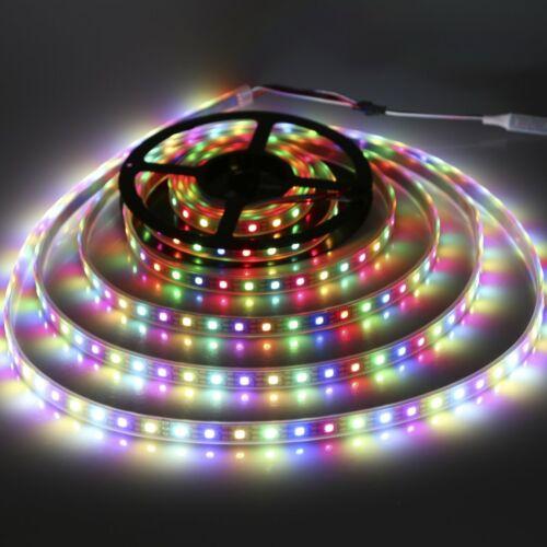 4-in-1 LED Streifen 30//60//144 LED`s ähnlich WS2812b Pixel//m 5050 SK6812 RGBW