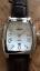 By-Lacher-Heren-Horloge-21e-Eeuw-Witte-Wijzerplaat-Bruine-Lederen-Band miniatuur 2