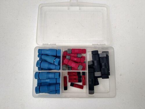 26-12 gauge,PTA1618,2022,2426,1218M PTPP-700, 36 pieces Posi-Tap wire tap Kit