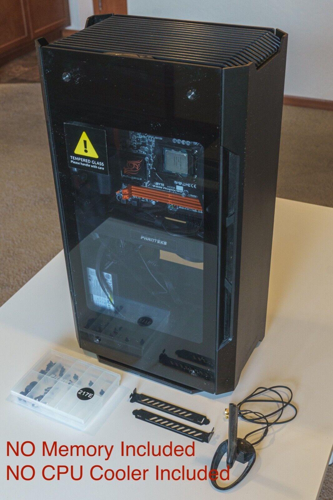 Gaming PC Used, 1060 3GB, i5 6500, SF450, B150N, Evolv shift. NO Memory&Cooler