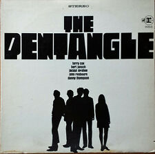THE PENTANGLE - S/T - W7/ REPRISE - STEREO LP - B. JANSCH, J. RENBOURN, T. COX