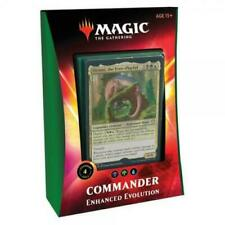Enhanced Evolution Magic The Gathering Ikoria Commander Deck Preorder