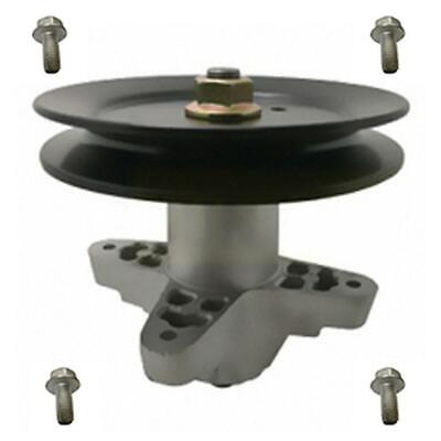 Two Spindle Pulley Assembly for MTD Fits Cub Cadet Troy Bilt 618-0624 918-0624B