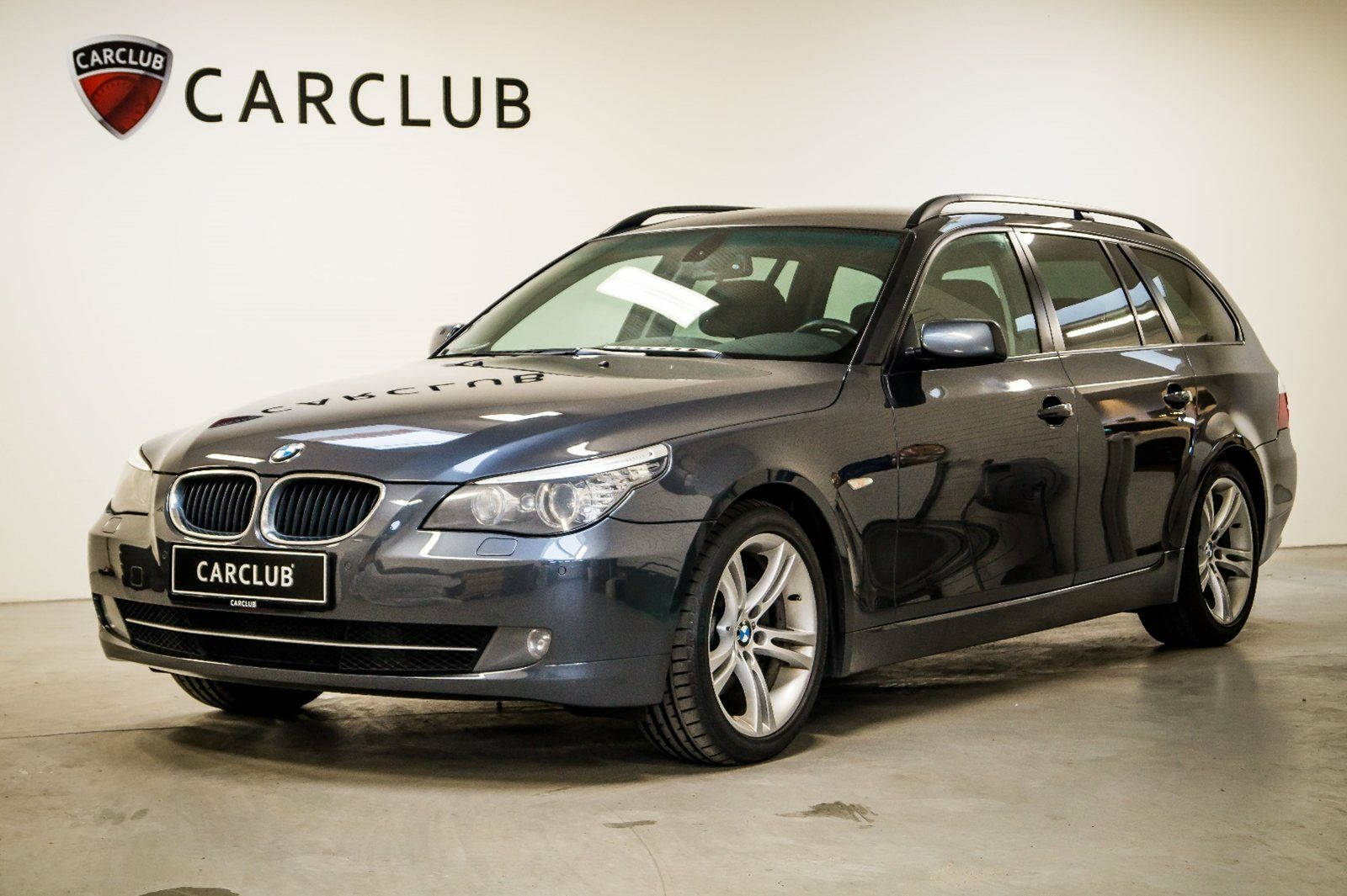 BMW 525d 3,0 Touring Steptr. 5d - 99.900 kr.