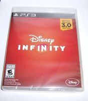 Disney Infinity 3.0 Game Disc Only Sealed In Case Ps3 Star Wars Inside Out