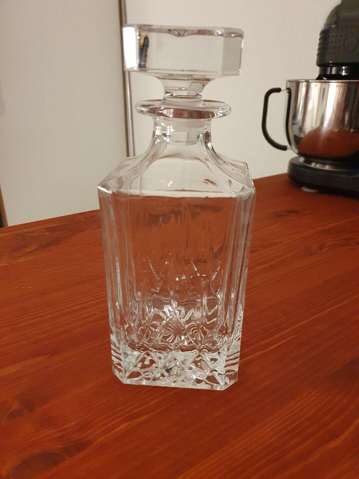 Glas, Whiskeykaraffel