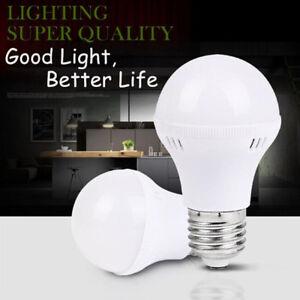 3W-12W-E27-Warm-Cool-White-LED-Lights-Lamps-Globe-Bulb-Energy-Saving-220V-110V