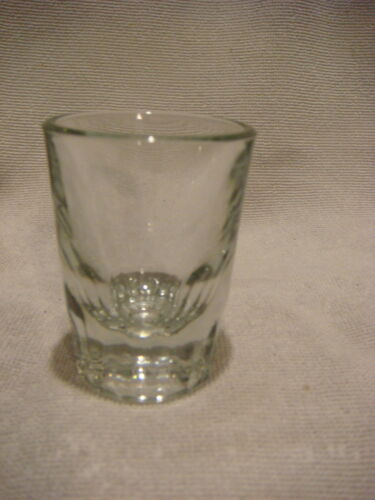 Heavy duty 2oz shot glasses pack of 6