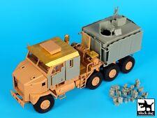 Black Dog 1:35 M1070 HET Tractor Gun Truck Conversion for Hobby Boss Kit #T35168