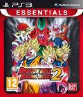 Dragon Ball Raging Blast 2 Essentials Edition Ps3 UK PAL