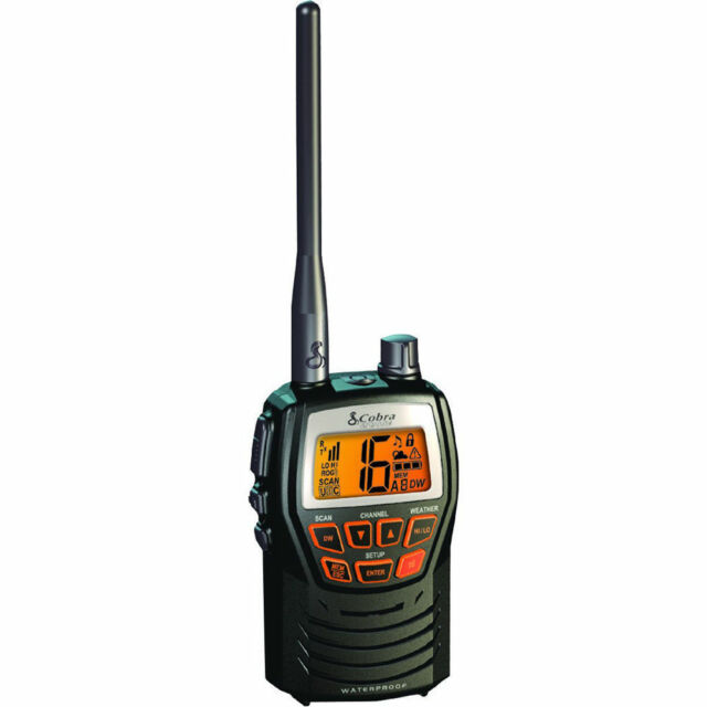 Cobra Mr Hh125 Two Way Radio For Sale Online Ebay