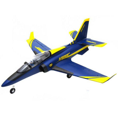 ROC HOBBY 1100MM VIPER BLUE 70MM EDF ARTF w//o TX//RX//BATT RC MODEL AEROPLANE