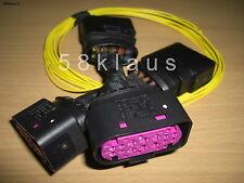 Audi A4 B8 8K S4 A5 8T Xenon headlights adapter cable set harness for Bi-Xenon