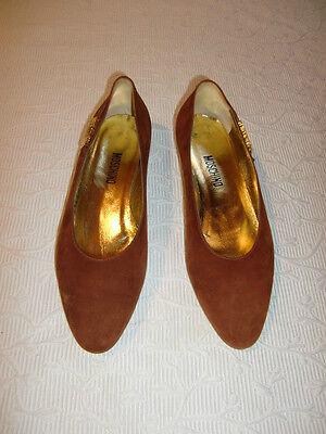 Schuhe von MOSCHINO,MADE IN ITALY_Sehr guter Zustand !!!