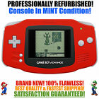 Nintendo Game Boy Advance Launch Edition Black Handheld System