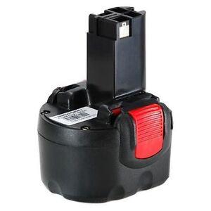 Batteria-9-6v-Da-2000mah-Ni-cd-Per-Bosch-EXACT-9-EXACT1100