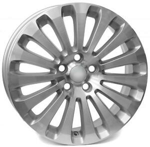 16-034-FORD-FOCUS-TITANIUM-STYLE-REPLACEMENT-ALLOY-WHEELS-BRAND-NEW-SILVER