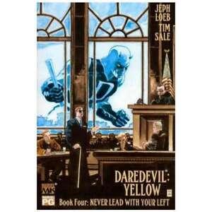 Daredevil: Yellow #4 in Very Fine condition. Marvel comics [*88]