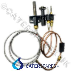 Blue Seal Gaz Friteuse Gt45 Gt46 Gt60 Thermopile Thermocouple électrode Pilote Set-afficher Le Titre D'origine Lg6ipmtn-10041139-219960611