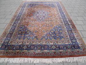 Bonito alta calidad alfombra oriental 292cm x 198cm for Alfombras de buena calidad