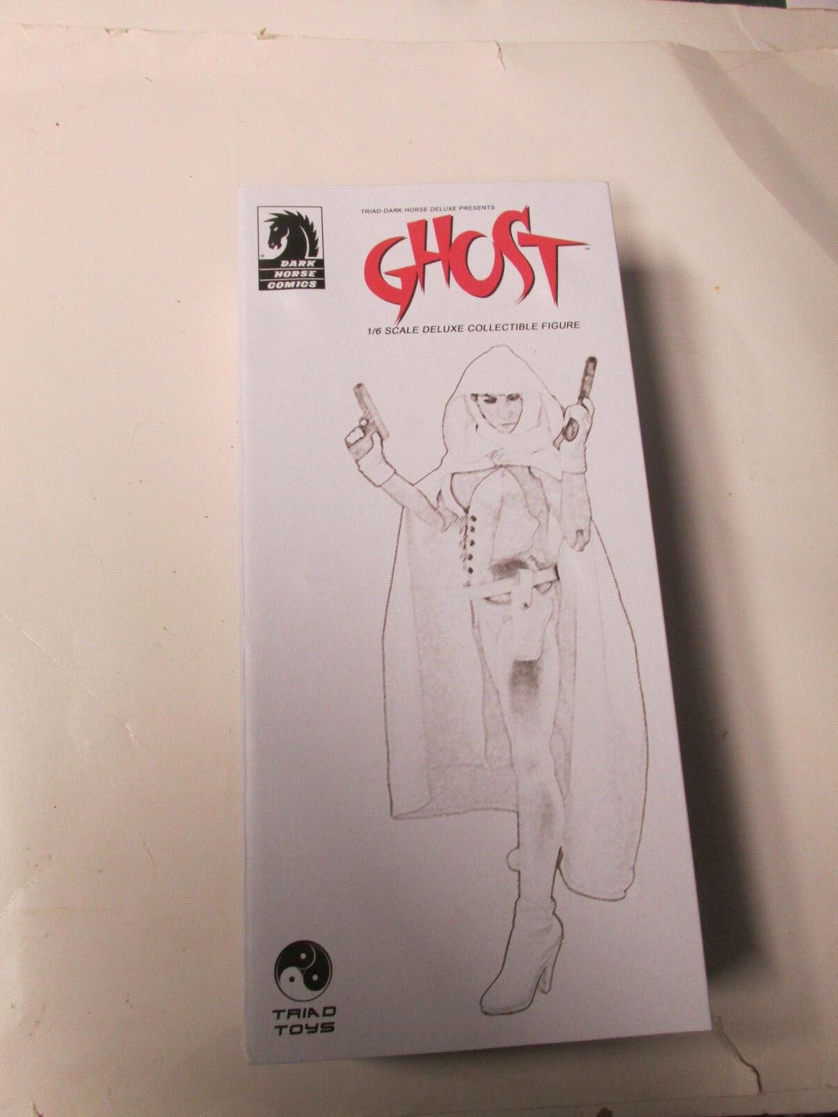 Triad Ghost Dark Horse Presents 1 6   MIB  dégagement
