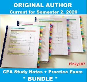 CPA-Australia-Taxation-HD-Study-Notes-Sem-2-2020