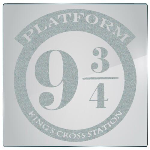 Platform 9 3//4 Harry Potter Decal Car DecalDoggy Wall Art