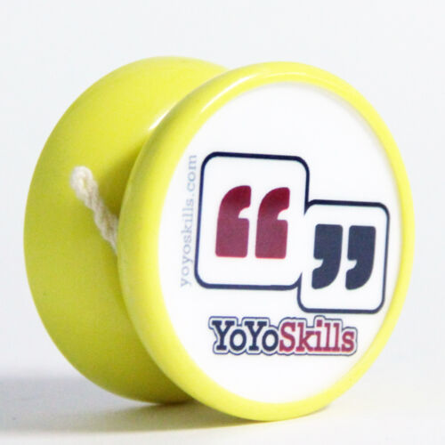 YoYoSkill.com Quick Trick Yo-Yo Tutorial with Beginner Yo-Yo
