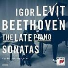 Beethoven: The Late Piano Sonatas von Igor Levit (2013)