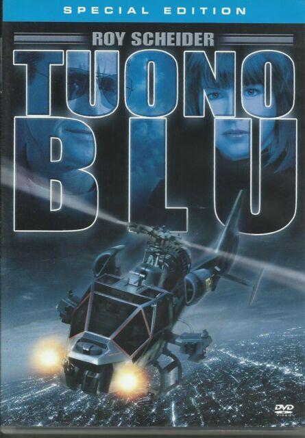 Tuono Blu (1983) DVD USATO IN OTTIME CONDIZIONI COME NUOVO