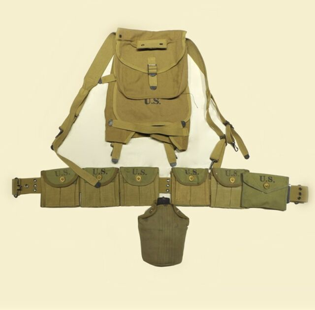 Back To Search Resultssports & Entertainment Ww2 Us Army Equipment M36 Bag Belt First Aid Kit And 0.8l Kettle X Camping & Hiking Type Straps Six Cell Pouch