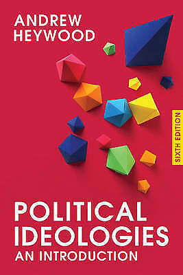 1 of 1 - Political Ideologies: An Introduction by Andrew Heywood (Paperback, 2017)